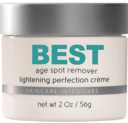 cream for dark spots on leg