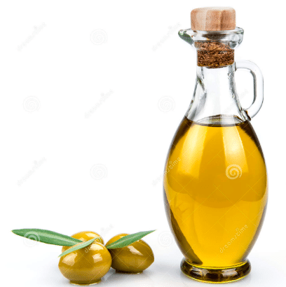 olive oil for red bumps on arm