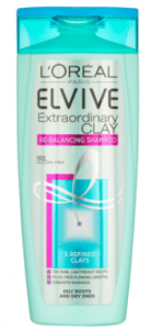 shampoo for oily hair L'Oreal Elvive