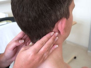 Lump on Back of Head or Skull, That Hurts to Touch, Hard